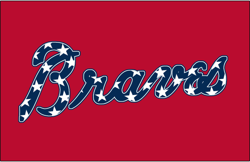 Atlanta Braves Jersey Logo - National League (NL) - Chris ...