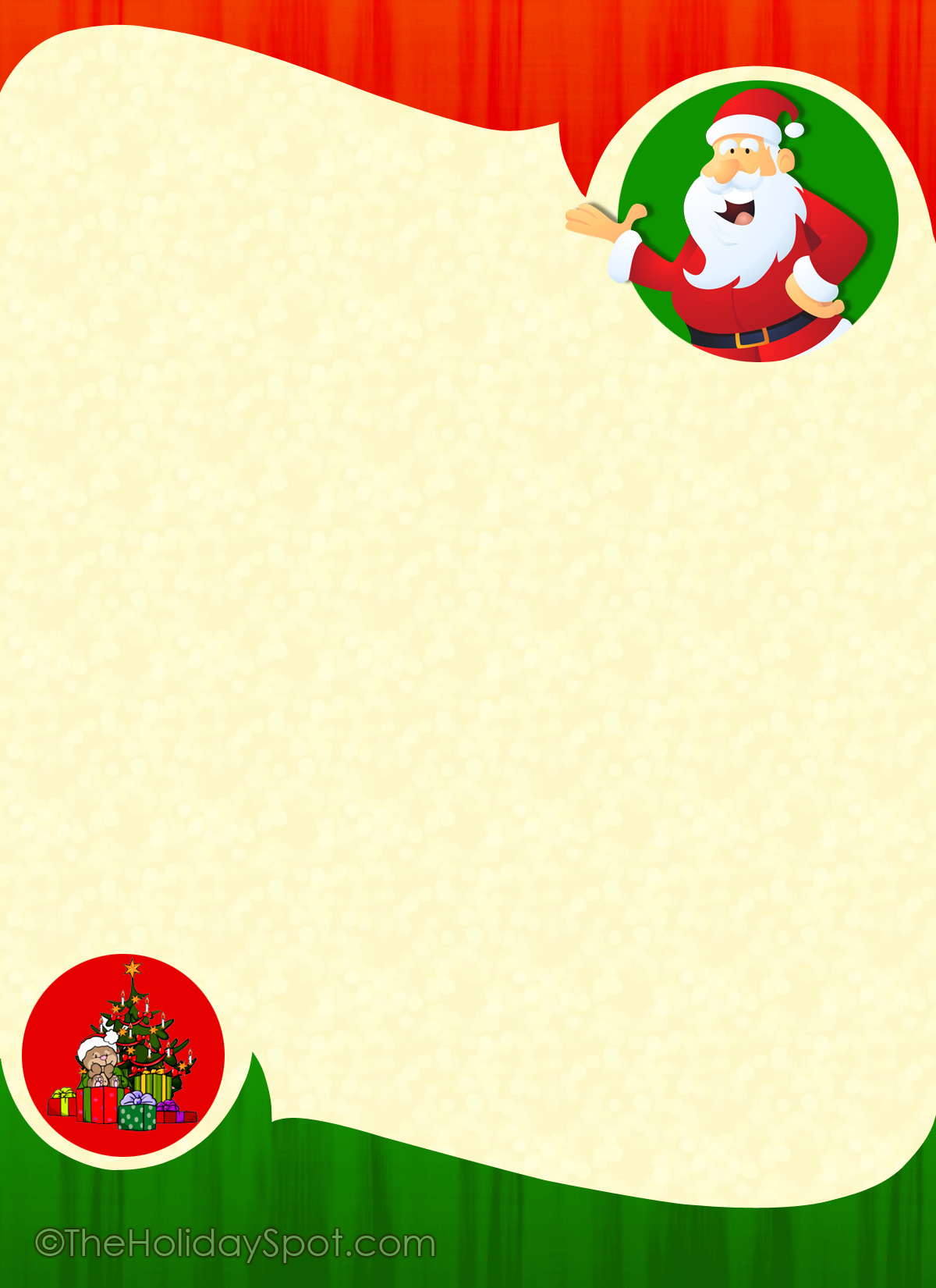 Free Christmas Borders For Letters Images & Pictures - Becuo