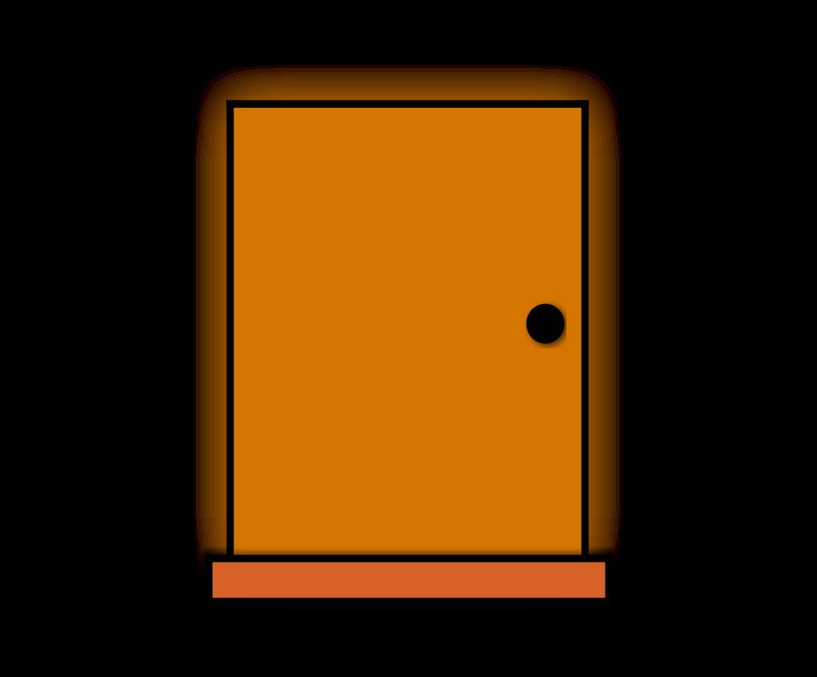 room doors vector art - photo #13
