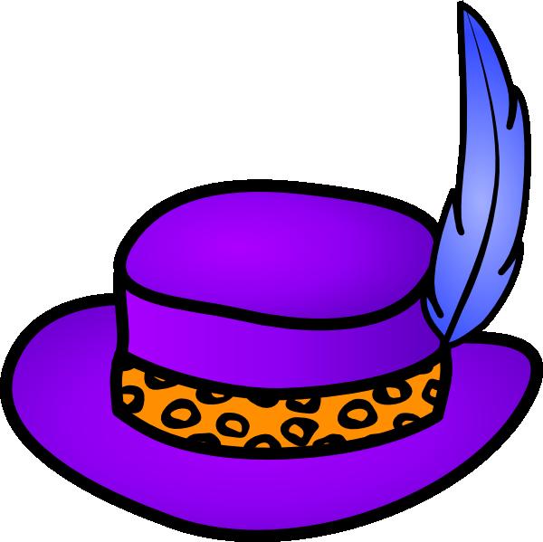 Pimp Hat Clip Art Vector Clip Art Online Royalty Free