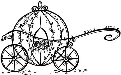 Cinderella Carriage Clipart - Cliparts.co