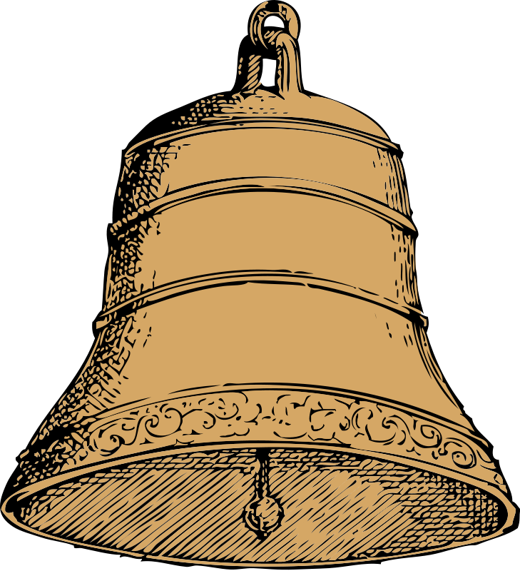 Free to Use & Public Domain Bell Clip Art