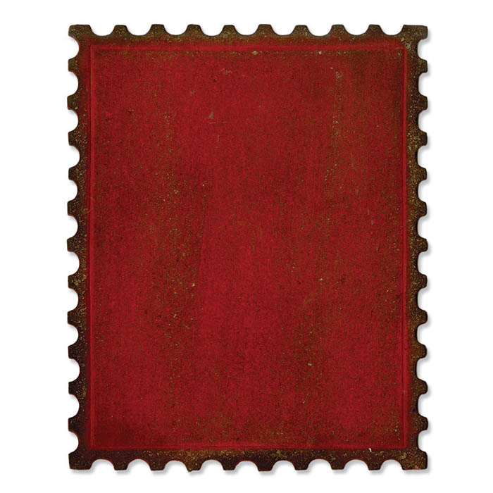 Postage Stamp Template Cliparts