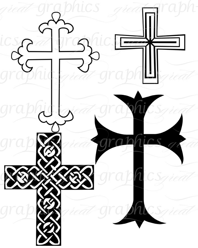 Pictures Crosses - Cliparts.co