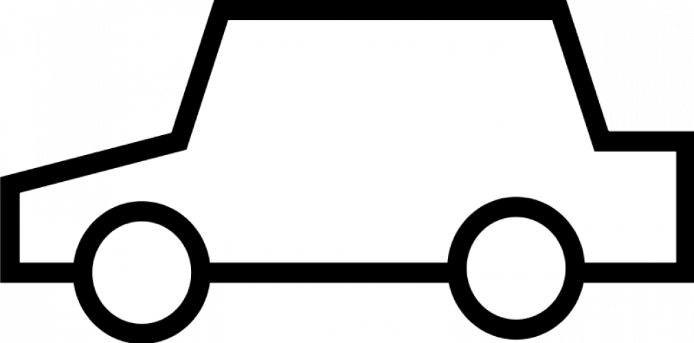 Car Vector Png Simple Car Icon Vector