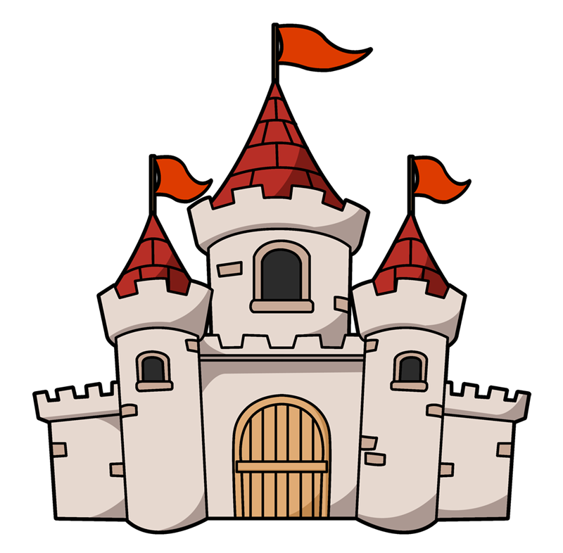 Free to Use & Public Domain Castle Clip Art