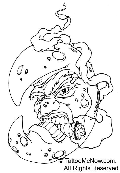 Tattoo Stencils Cliparts Co