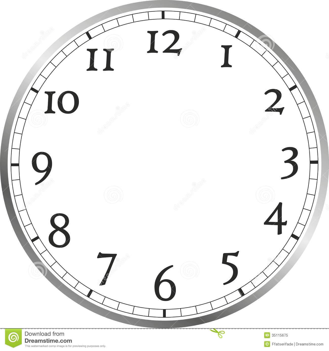 Часы из картона своими руками шаблон