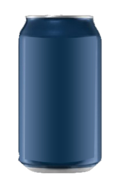 blank blue soda can - photo #13