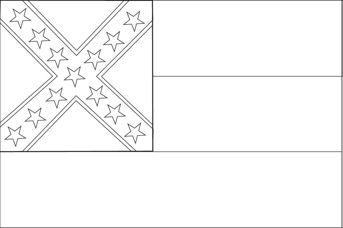 mississippi flag clipartsco