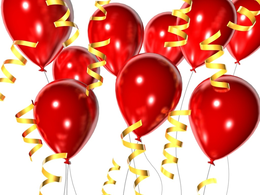 Celebrate With Balloons