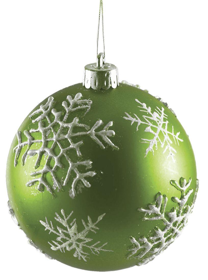 Christmas tree ornaments cliparts