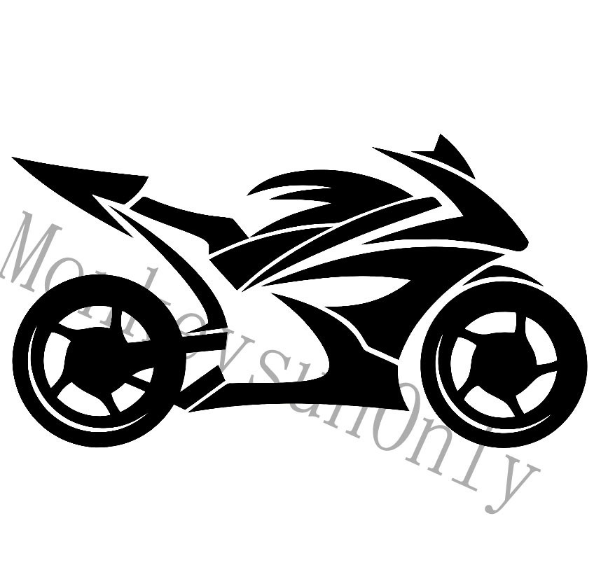 Bike Stickers Design Free Download - Cliparts.co