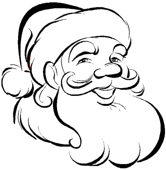 Santa Claus Art - Cliparts.co