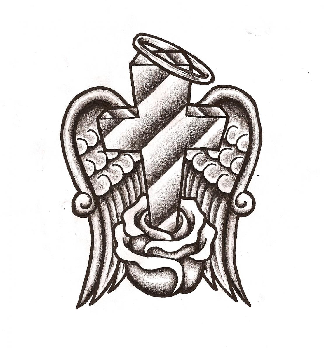 Crosses For Tattoo Designs