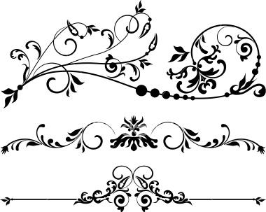 Decoration Papier A Lettre