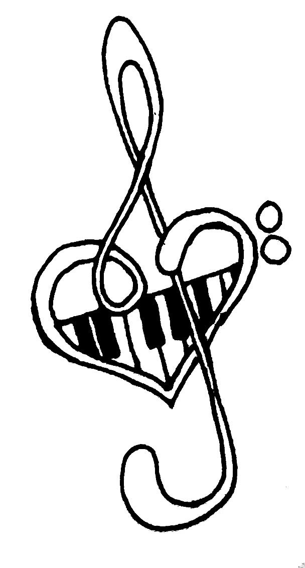 piano pictures clip art
