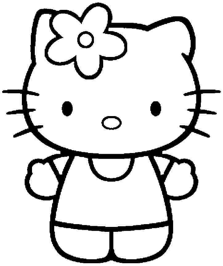 hello kitty white cartoon - photo #4