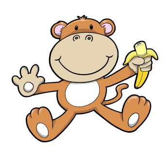 Monkey Picture Cartoon - Cliparts.co - 30.5KB