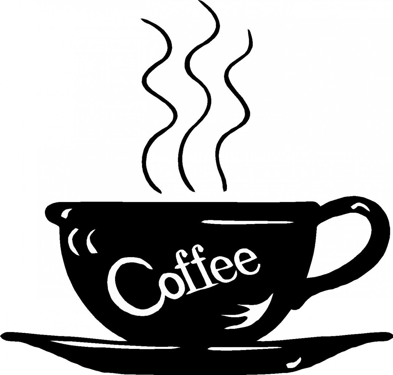 Coffee Pot Clipart Black And White | Clipart Panda - Free Clipart ...