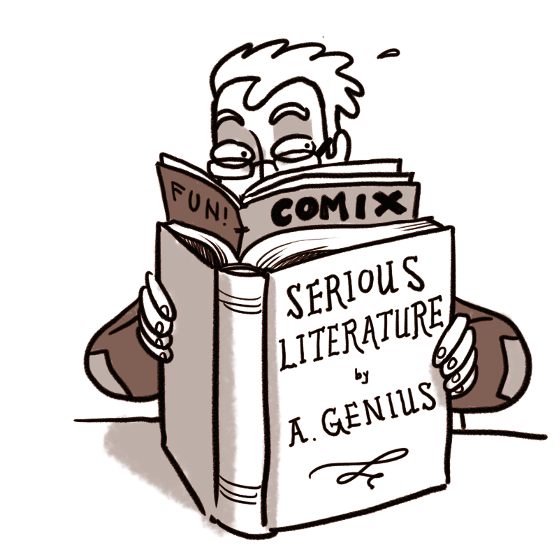 How Not To Write Comics Criticism // Dylan Meconis