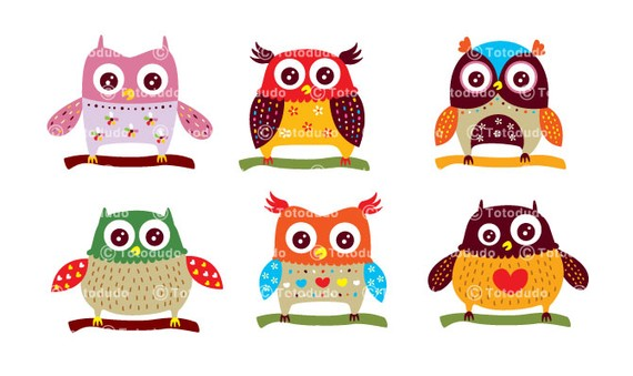 Cute Owls Cartoon Images & Pictures - Becuo