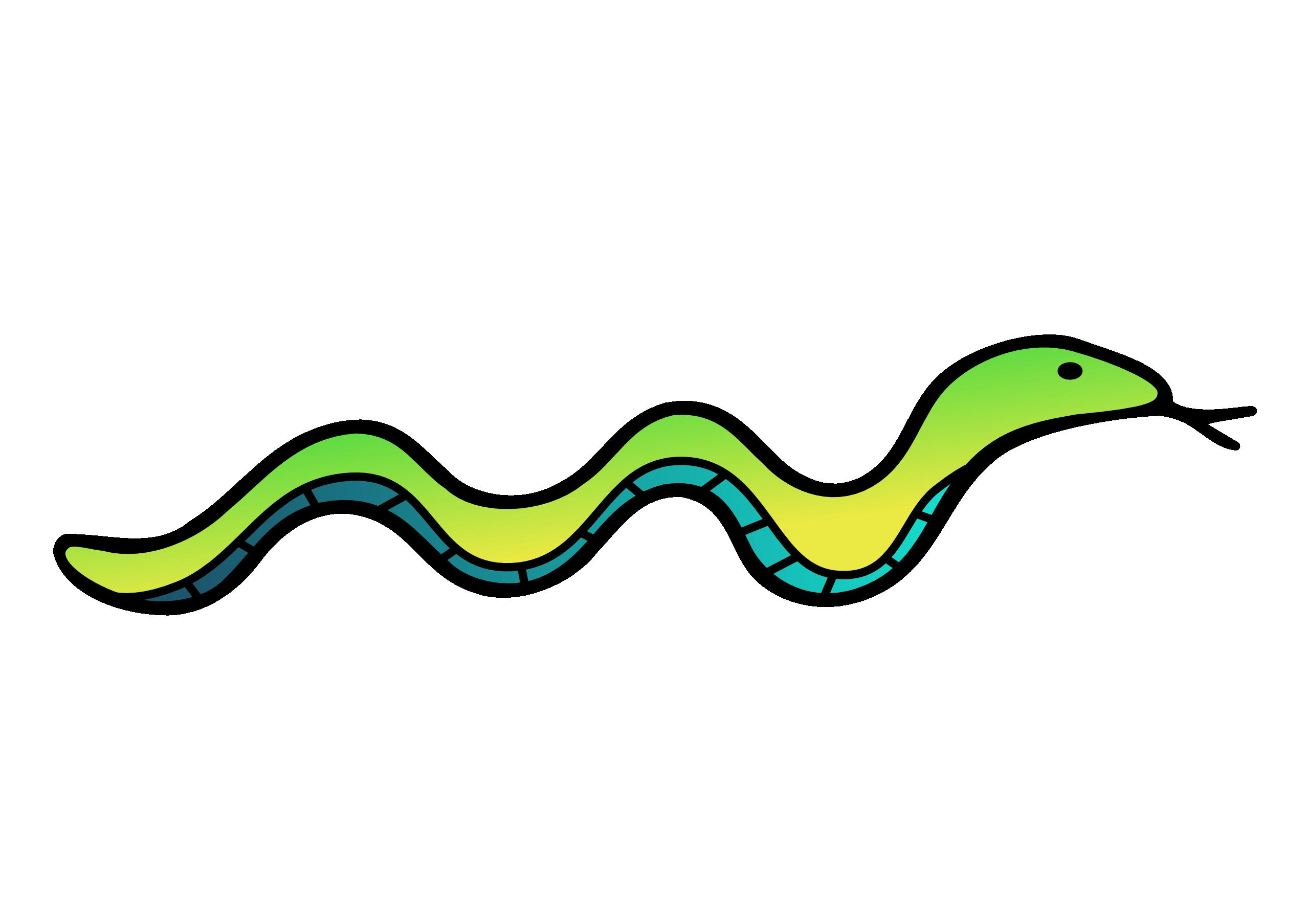 Snake Clip Art - ClipArt Best