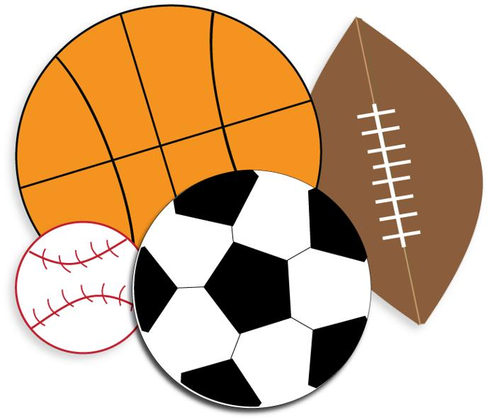 Free Sports Clipart For Teachers | Clipart Panda - Free Clipart Images
