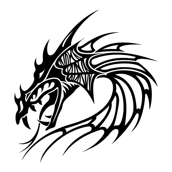 Tattoo Ideas - Tattoo Designs: dragon tattoo designs