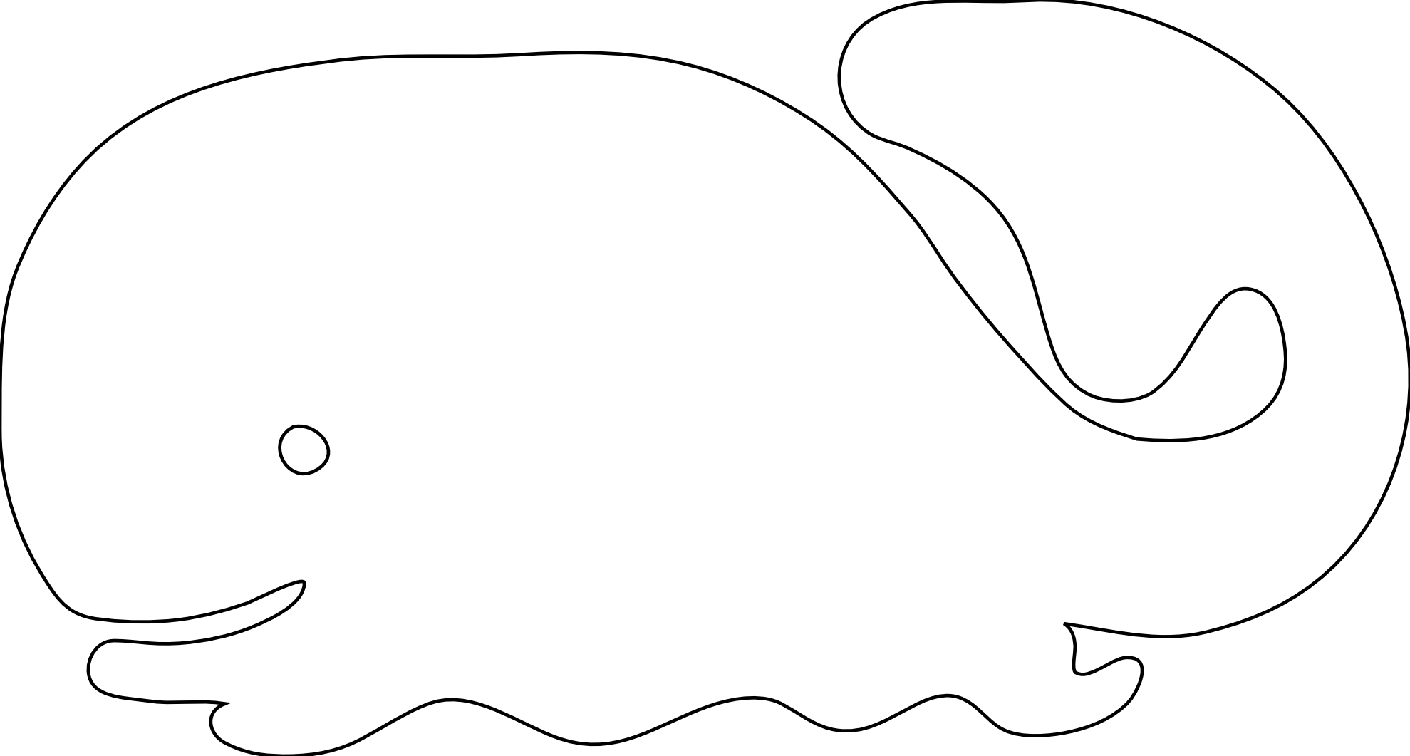 Whale Black And White Clip Art Whale Clip Art - ClipArt Best