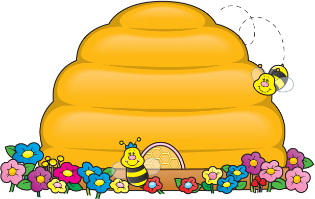 Beehive Image - ClipArt Best | Clipart Panda - Free Clipart Images