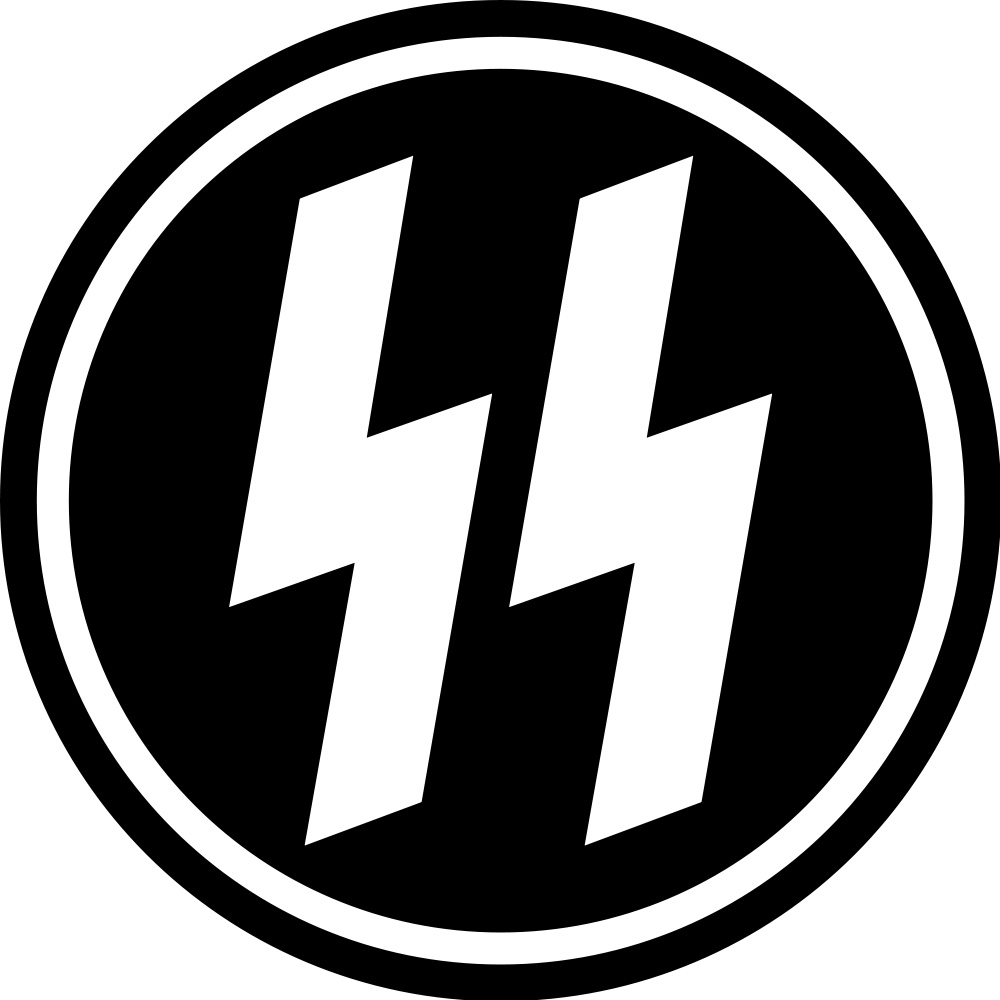 Nazi Ss Symbol Meaning