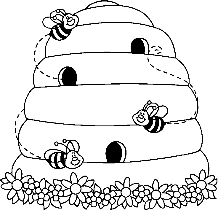Images Of Bee Hives