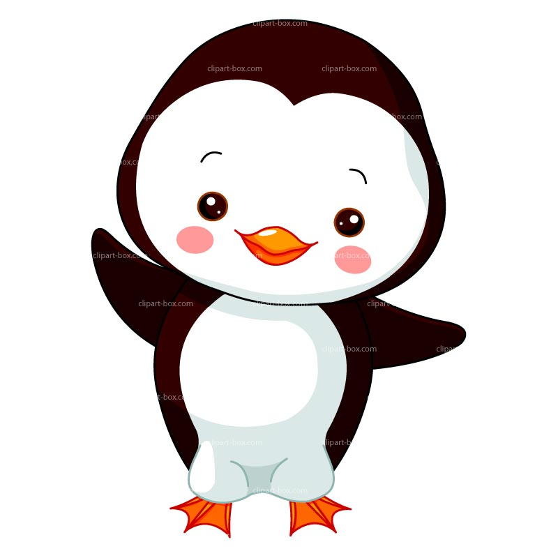 Cute Cartoon Penguin Pictures - Cliparts.co
