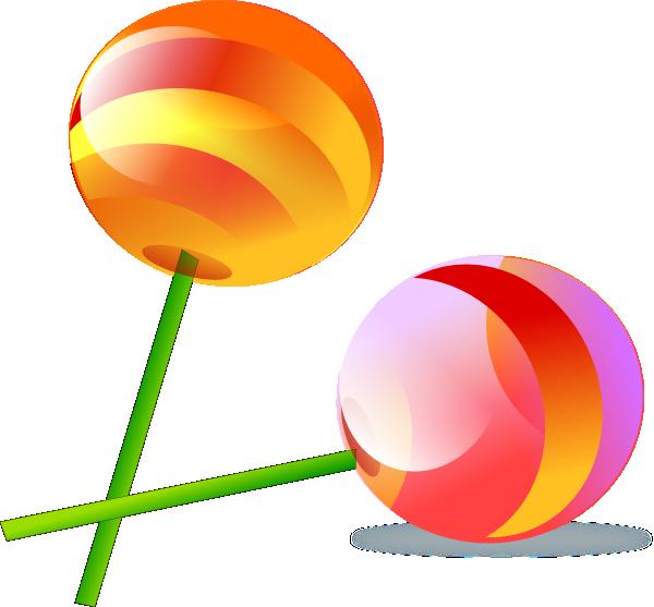 Lollipop clip art - vector clip art online, royalty free & public ...
