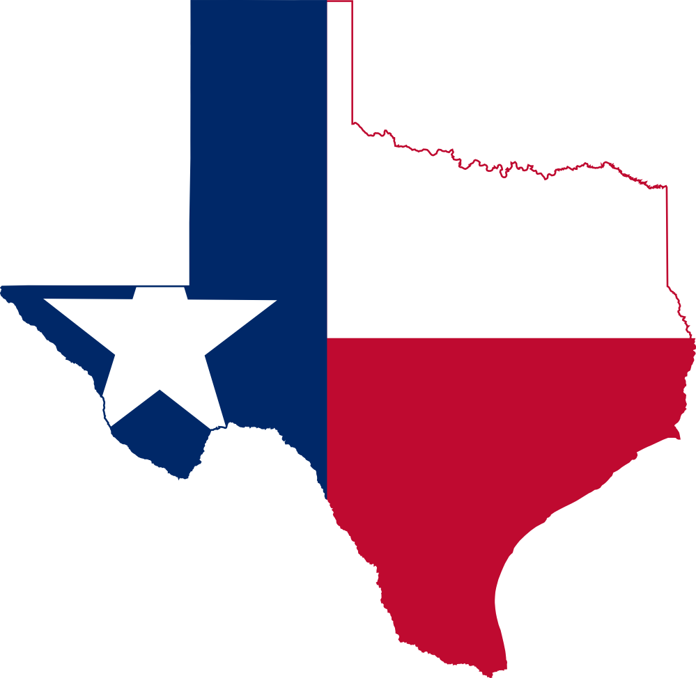 Texas Silhouette Clipart Texas Star Clip Art Clipart