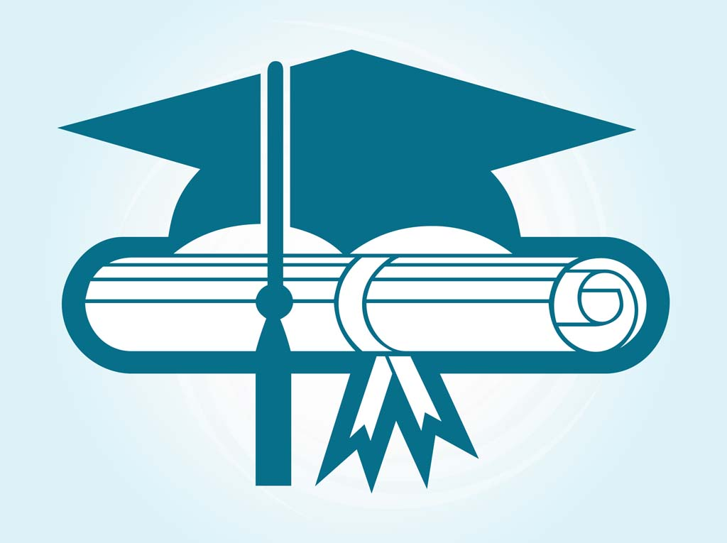 Graduation Hats Clip Art - Cliparts.co