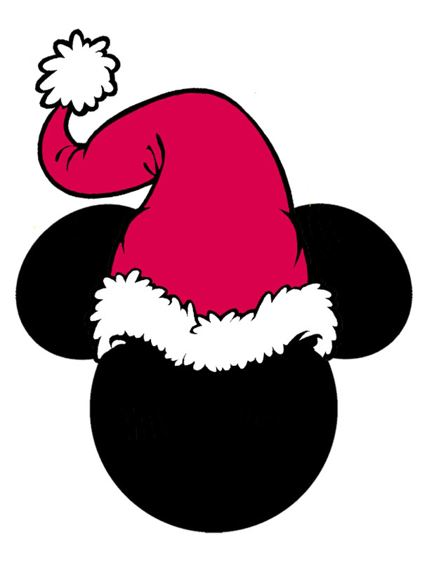Looking for Mickey Head with Santa Hat Clip Art - The DIS ...
