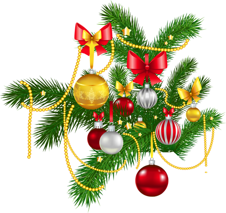 Christmas Decorations Pictures Clipartsco