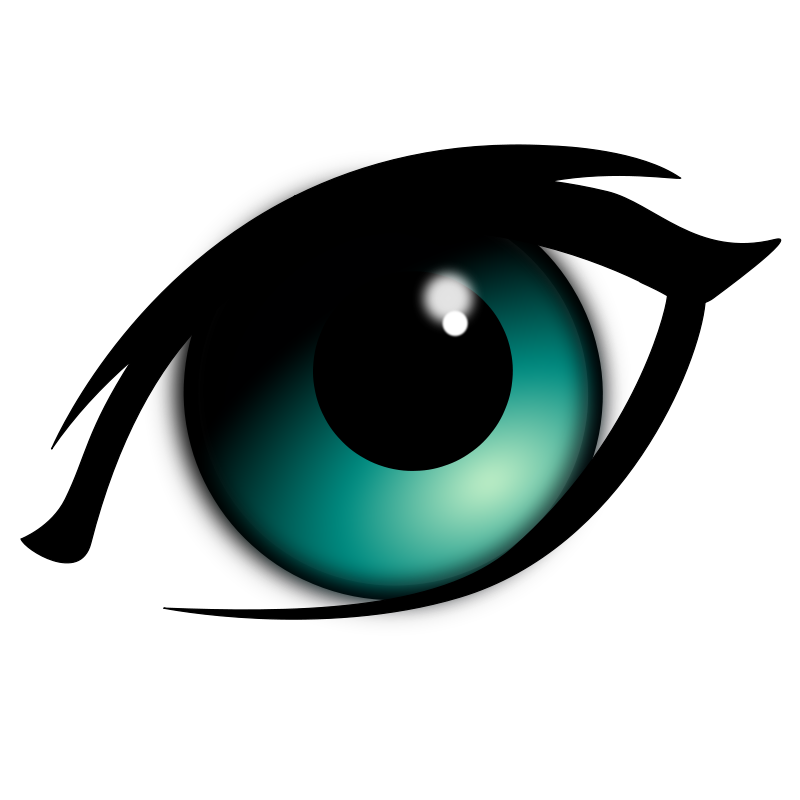 free clip art eye images - photo #34