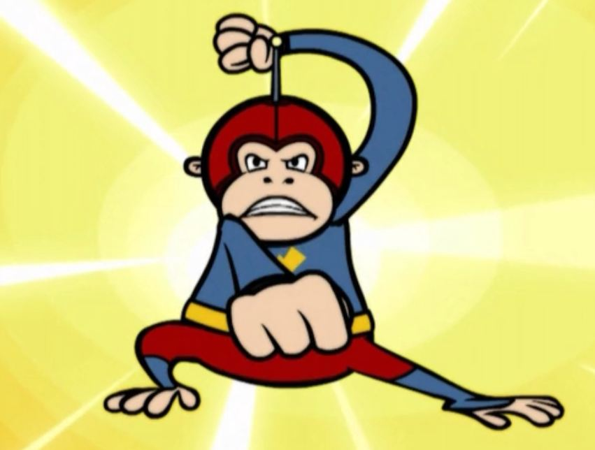 Image - Epic Captain Huggy Face.JPG - WordGirl Wiki – characters ...
