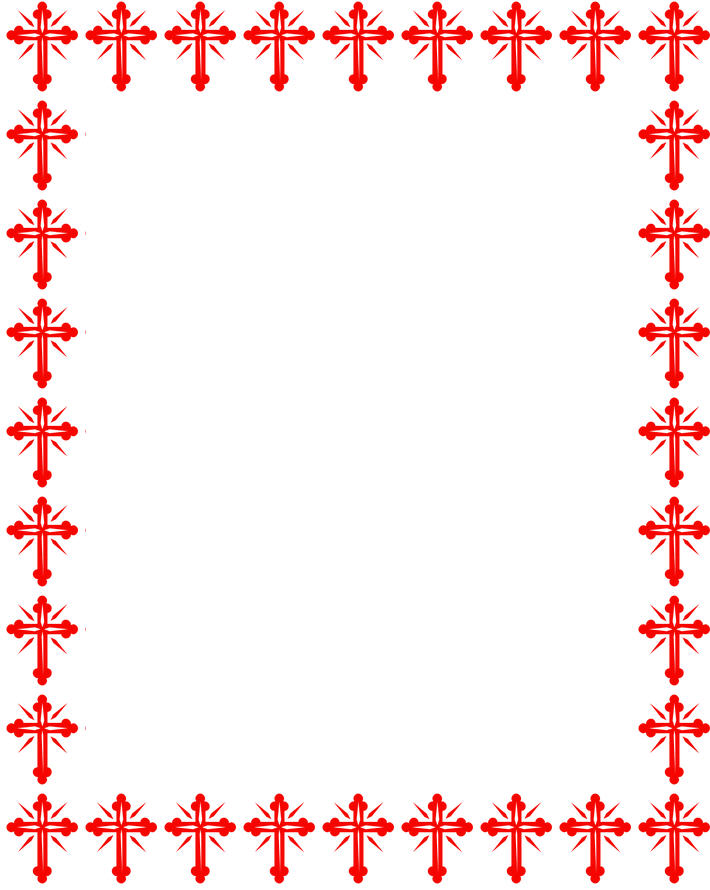 Religious Christmas Clipart Border | Clipart Panda - Free Clipart ...