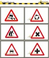 list of road signs and their meanings pdf